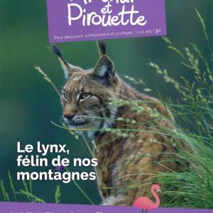 Arthur et Pirouette - Revue de la SPA de Lyon