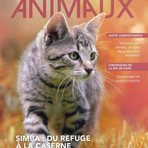 La Protection des Animaux - Revue de la SPA de Lyon