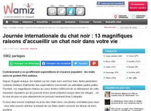 Article Wamiz.com